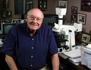 Dr Michael Oldstone