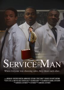 """Film cover for """"Service to Man"""""""