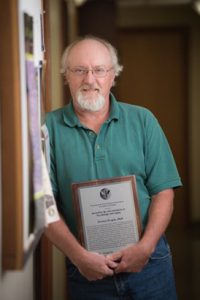 Dr. Scogin winner of APA research award for his work on geropsychology