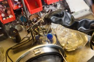 Consortium researchers can make plastic replacement materials from wood rather than petrochemicals.