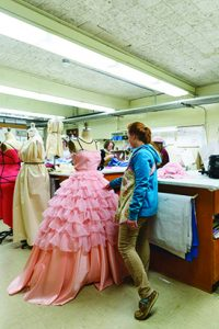 pink ball gown (image 9)