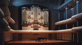 Moody Music Building Concert Hall