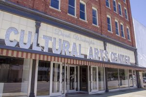 The Dinah Washington Cultural Arts Center