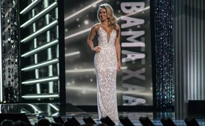 Jessica Procter placed in the top seven in the 2017 Miss America pageant, where she presented her food insecurity platform Fifth Quarter.