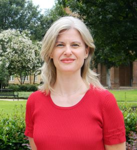 Catherine Roach Wins Fulbright