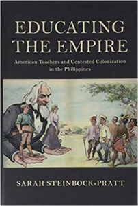 book cover for Educating the Empire by Sarah Steinbock-Pratt