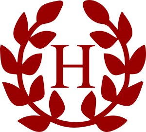 illustration of laurel wreath