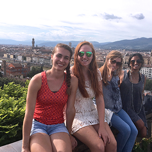 students abroad